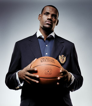 LeBron James' New Love: Over Six Feet Tall and Simply Spectacular!