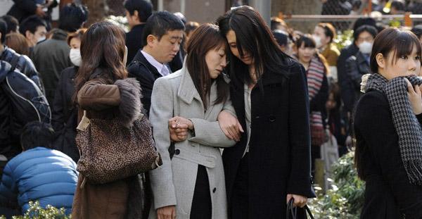 Disaster Rating Raised in Japan