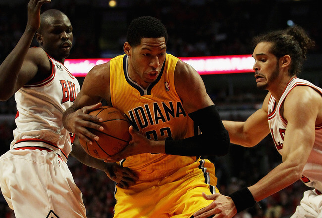 Bulls Send Pacers Packing