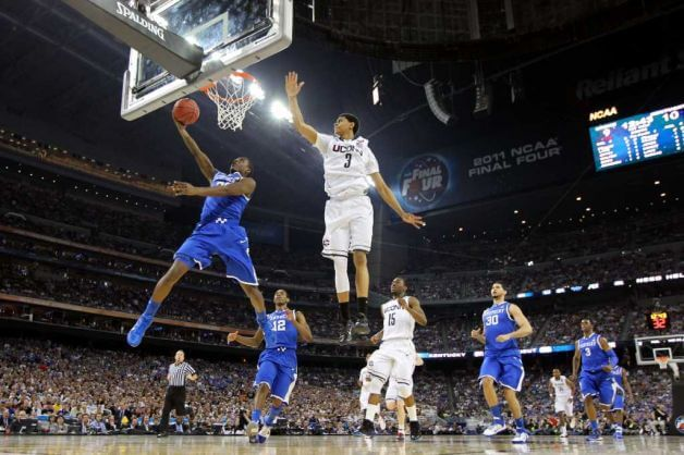 UConn Defense Stifles Butler